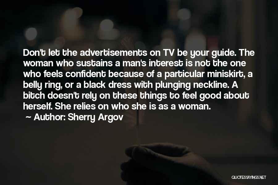 Good Black Man Quotes By Sherry Argov
