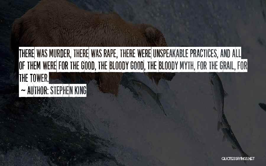 Good Black Man Quotes By Stephen King