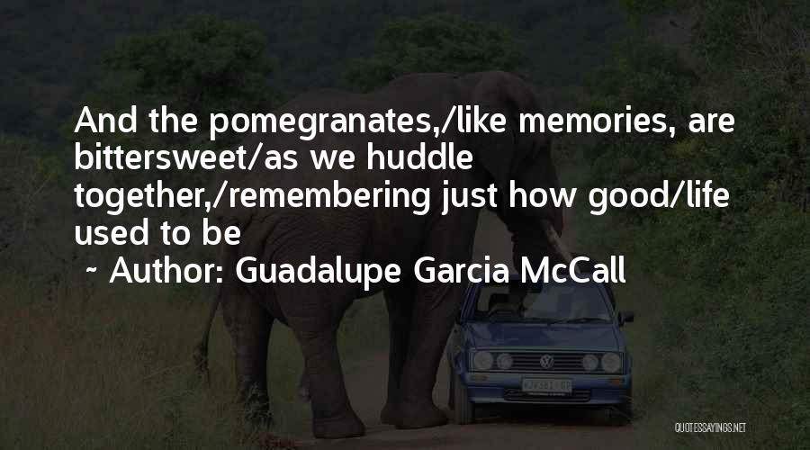 Good Family Memories Quotes By Guadalupe Garcia McCall