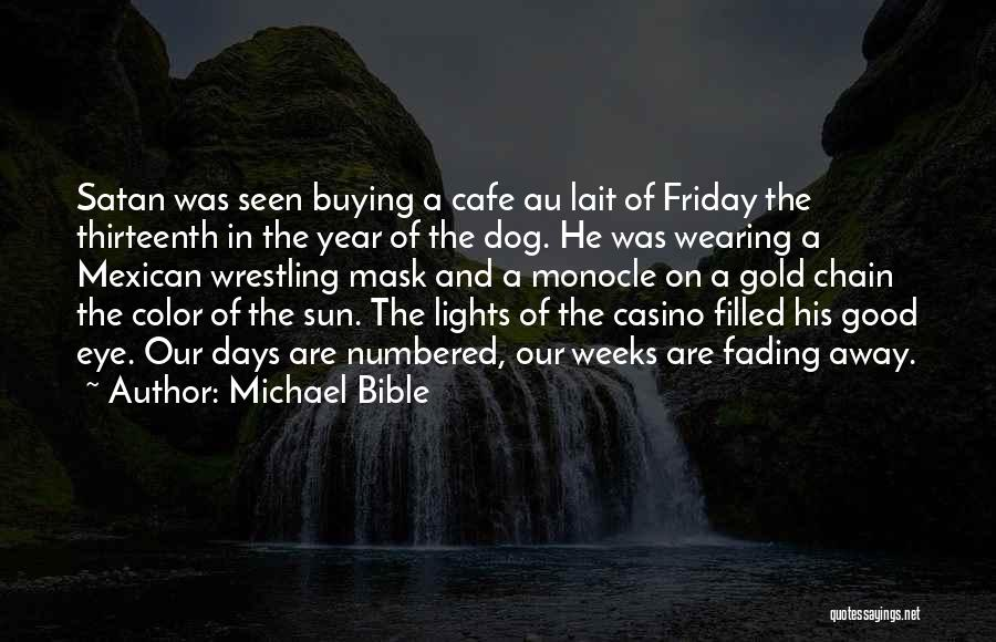 Good Friday From The Bible Quotes By Michael Bible