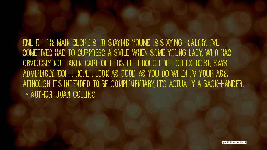 Good Hope Quotes By Joan Collins