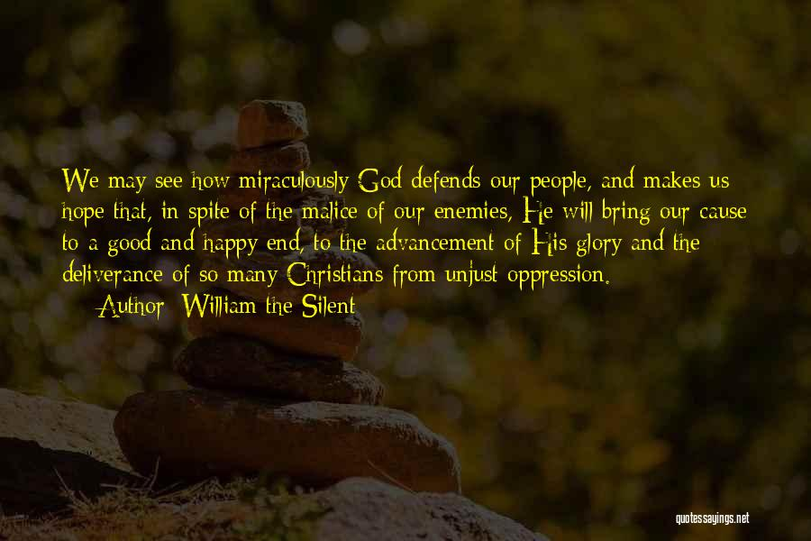 Good Hope Quotes By William The Silent