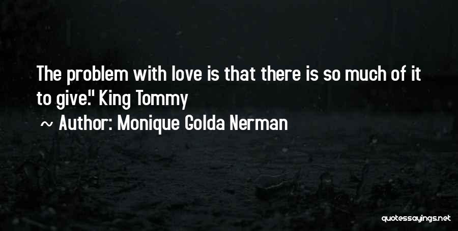 Good Humans Quotes By Monique Golda Nerman