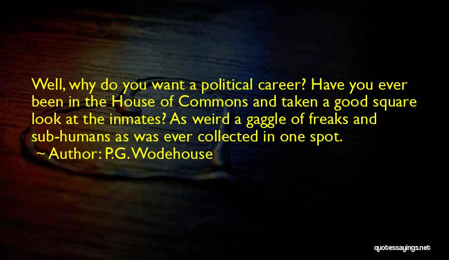 Good Humans Quotes By P.G. Wodehouse