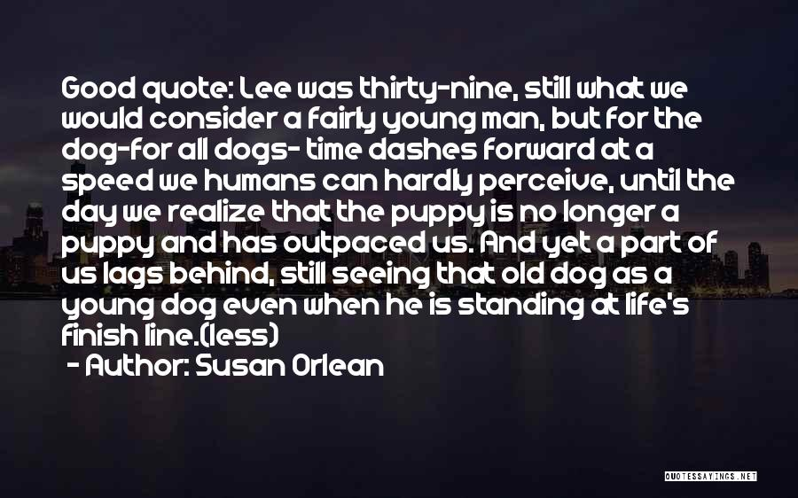 Good Humans Quotes By Susan Orlean