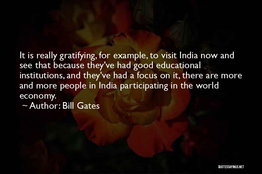 Good Is Now Quotes By Bill Gates