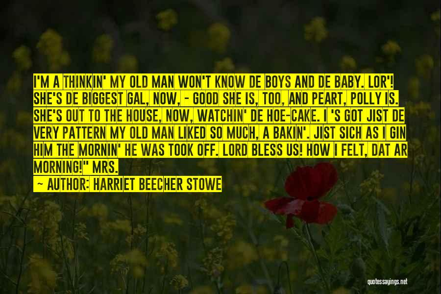 Good Is Now Quotes By Harriet Beecher Stowe