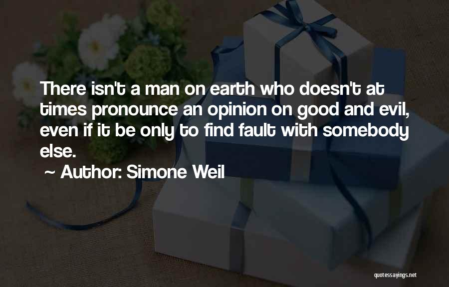 Good Judgement Quotes By Simone Weil