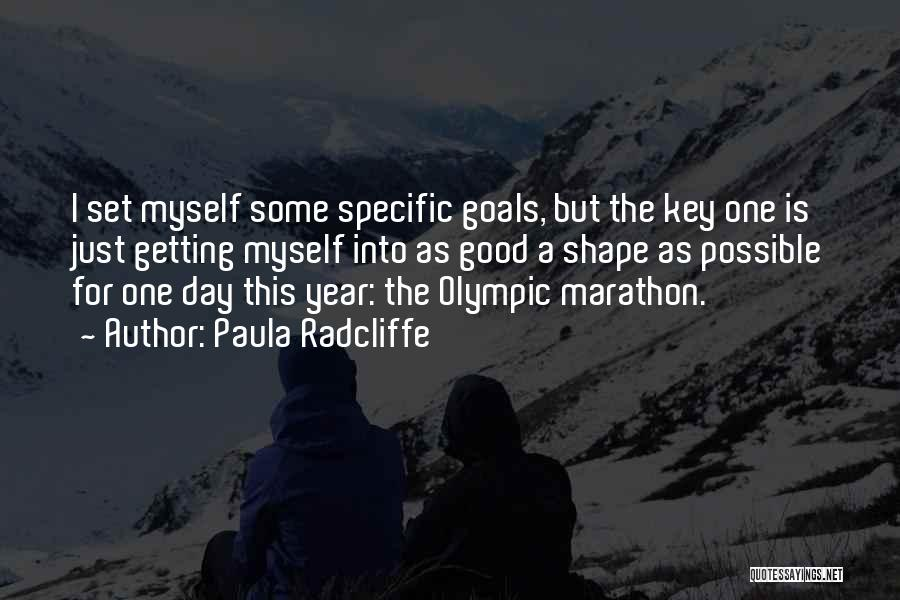 Good Marathon Quotes By Paula Radcliffe