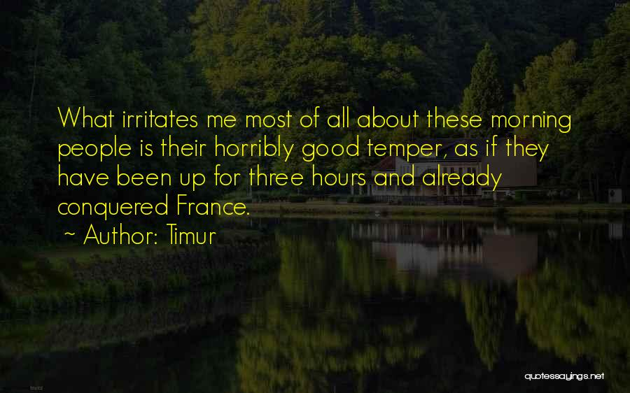 Good Morning For Quotes By Timur