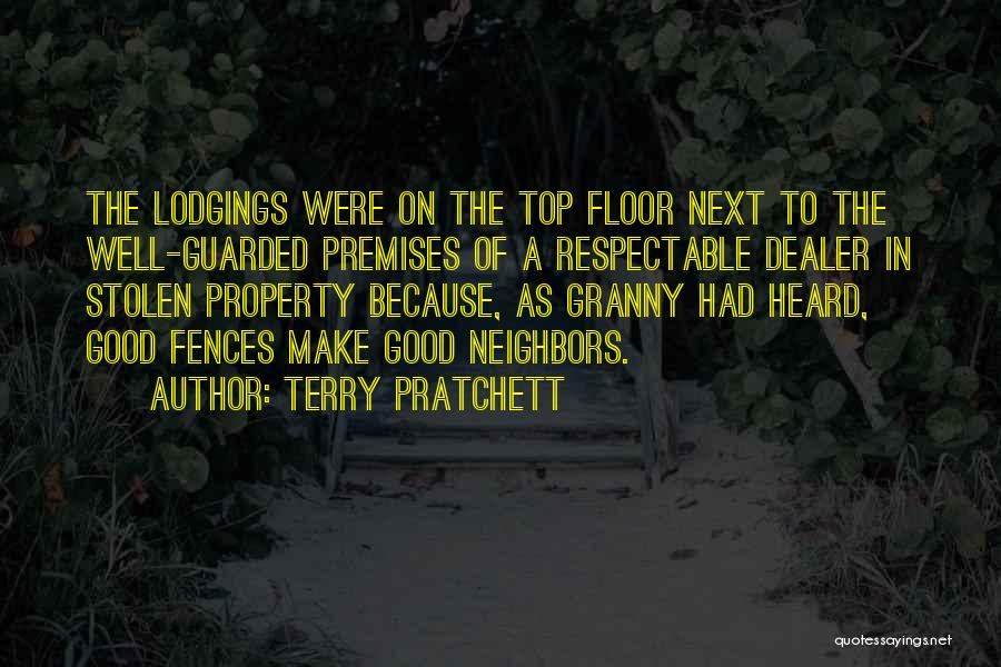 Good Puns Quotes By Terry Pratchett