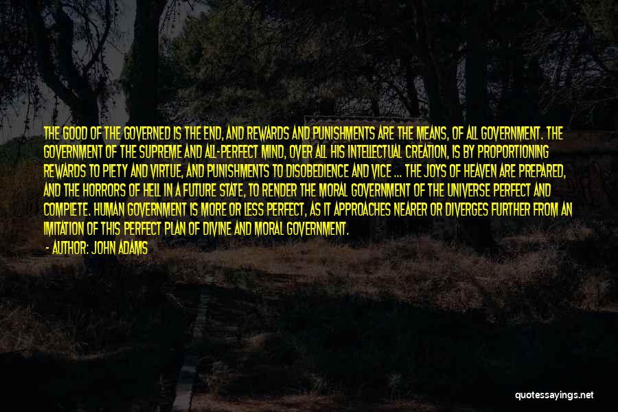 Good Rewards Quotes By John Adams