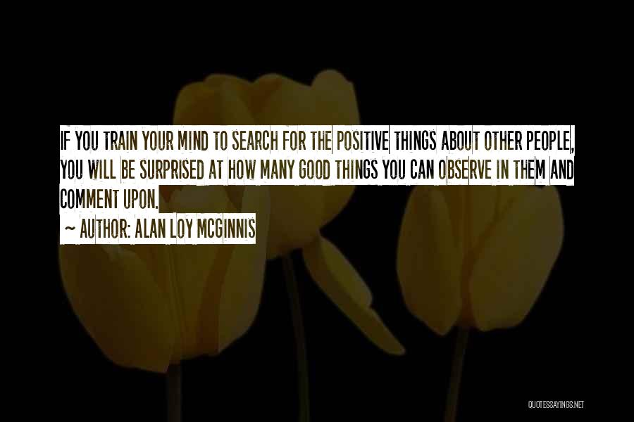 Good Search Quotes By Alan Loy McGinnis