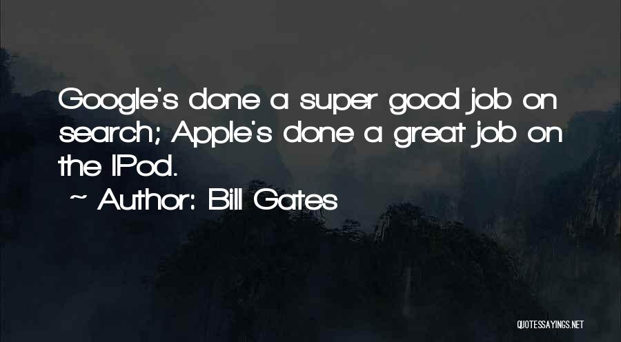 Good Search Quotes By Bill Gates