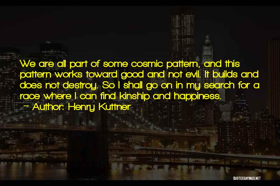 Good Search Quotes By Henry Kuttner