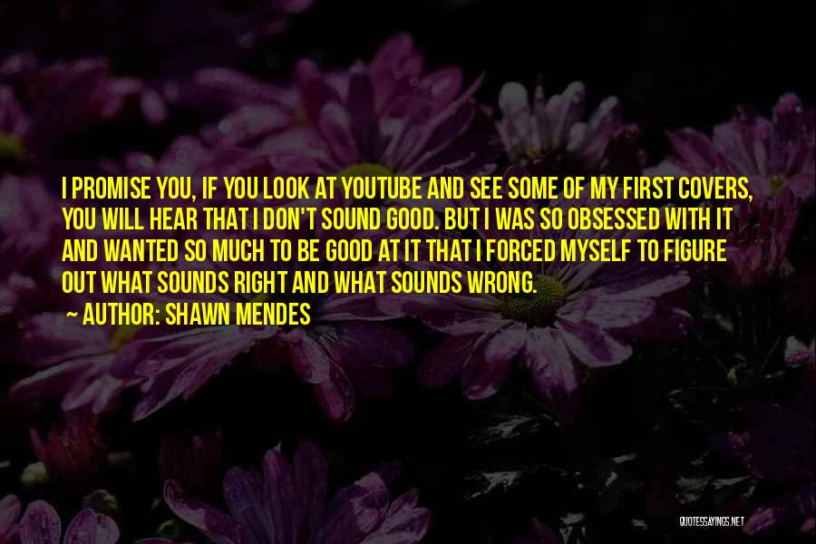Good Shawn Mendes Quotes By Shawn Mendes