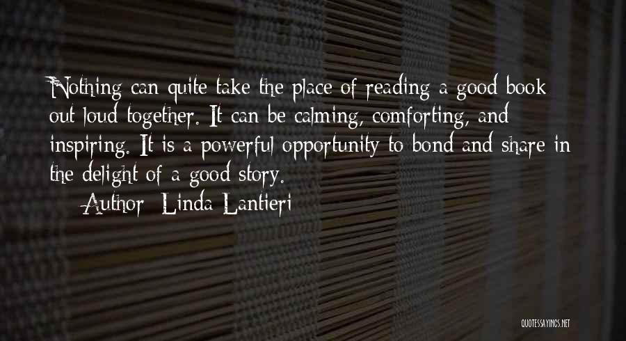 Good Story Book Quotes By Linda Lantieri