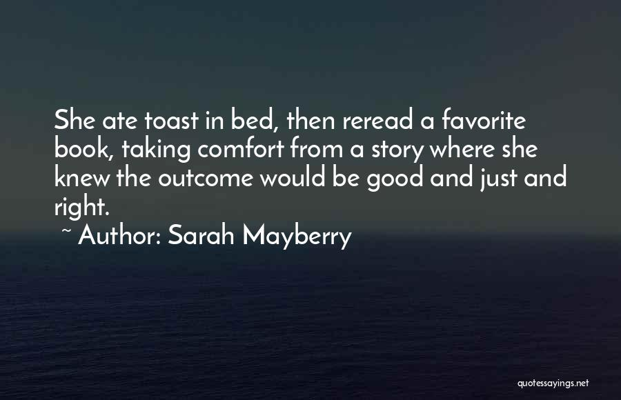 Good Story Book Quotes By Sarah Mayberry