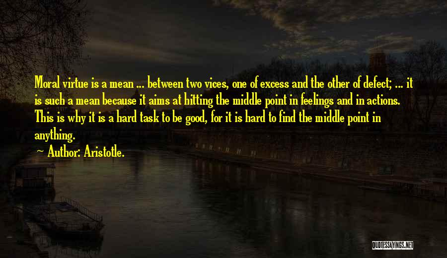 Good Things Are Hard To Find Quotes By Aristotle.