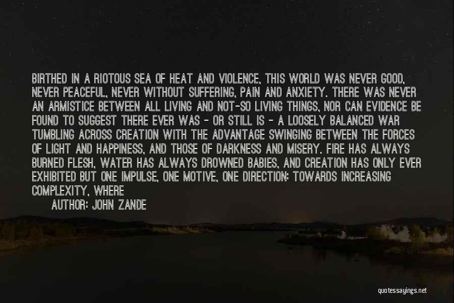 Good Tumbling Quotes By John Zande