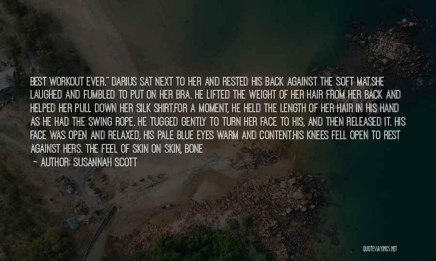 Good Tumbling Quotes By Susannah Scott
