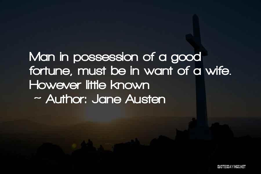 Good Wife Quotes By Jane Austen