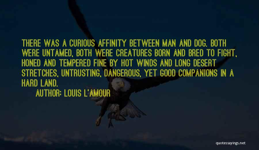 Good Winds Quotes By Louis L'Amour