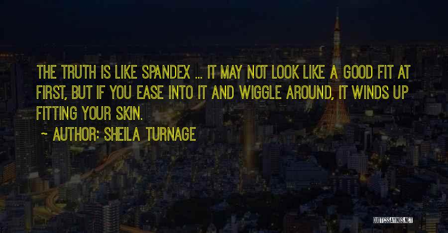 Good Winds Quotes By Sheila Turnage