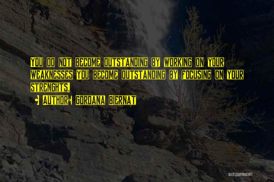 Gordana Biernat Quotes 267912