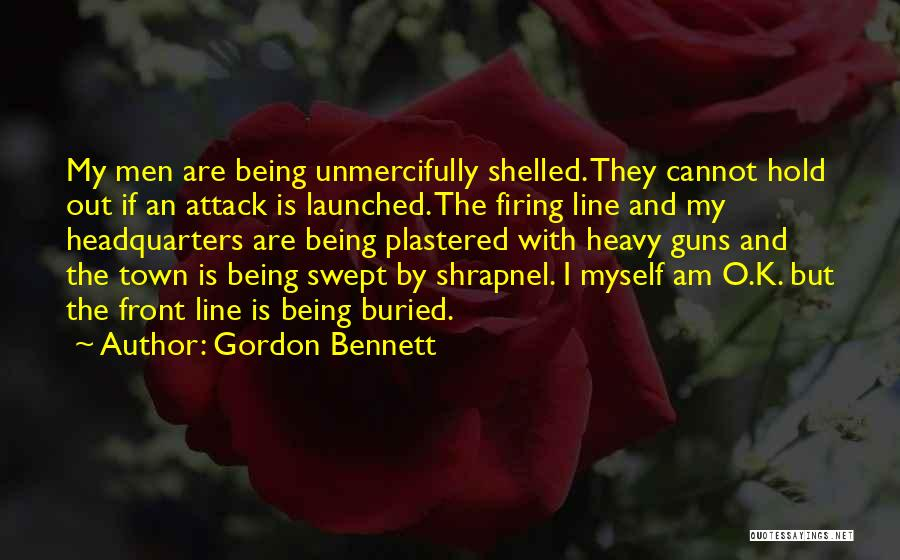 Gordon Bennett Quotes 1882348