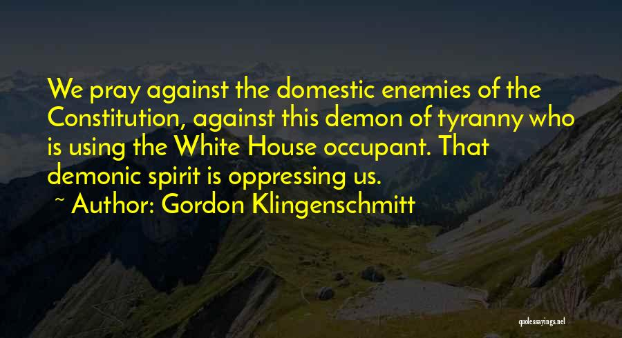 Gordon Klingenschmitt Quotes 1297355
