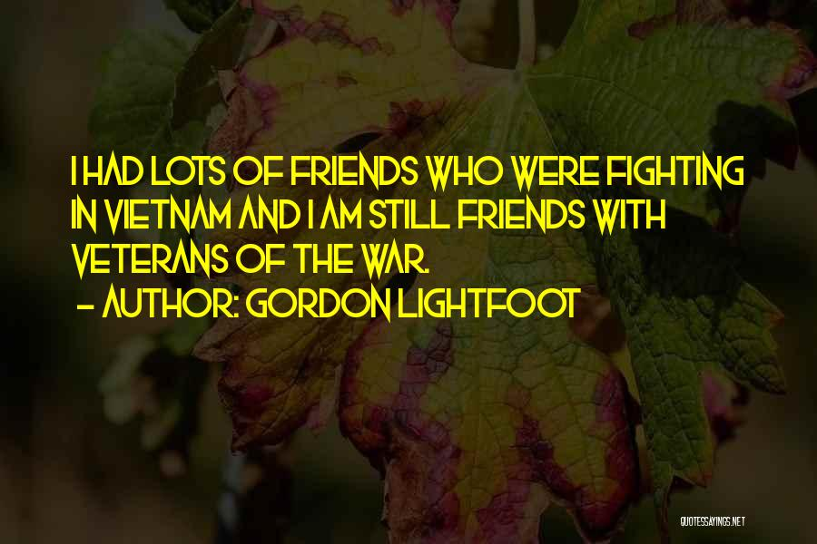Gordon Lightfoot Quotes 1264708
