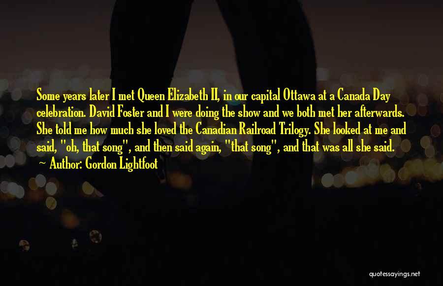 Gordon Lightfoot Quotes 1418052