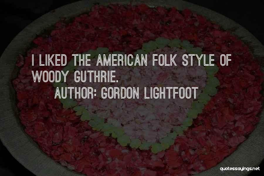 Gordon Lightfoot Quotes 146903