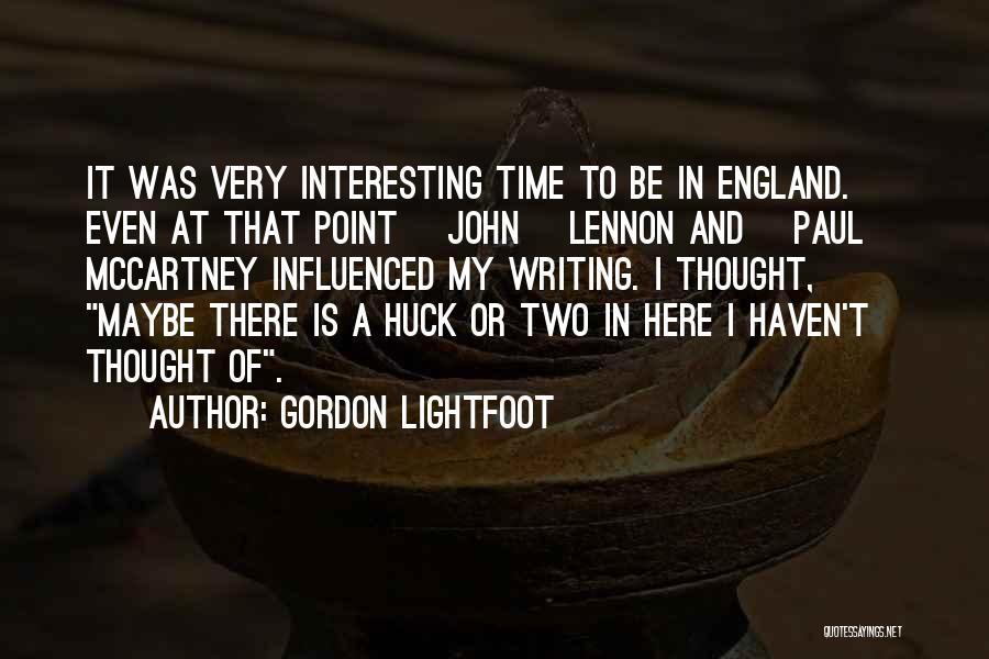 Gordon Lightfoot Quotes 1596701