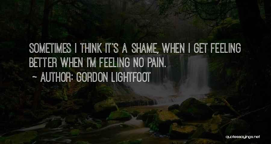 Gordon Lightfoot Quotes 1637821