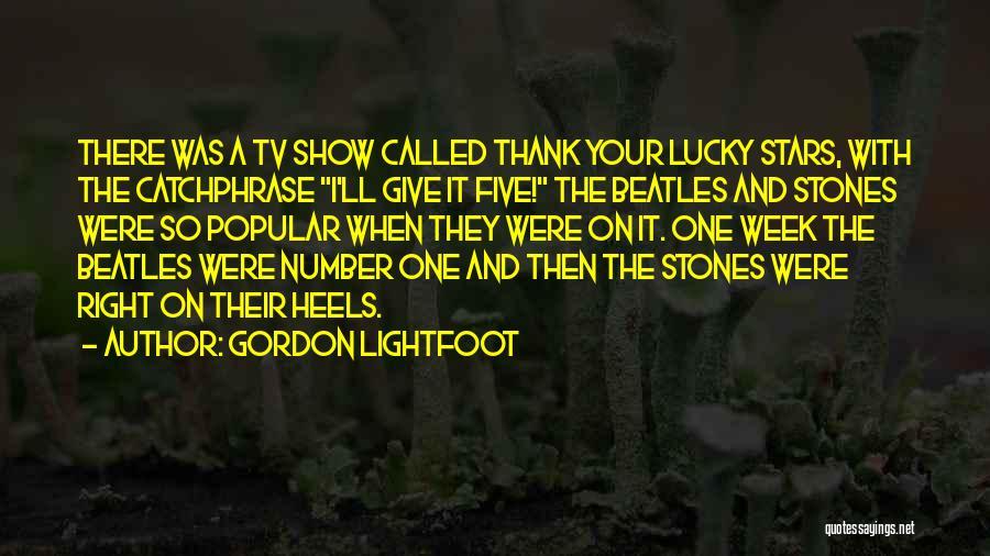 Gordon Lightfoot Quotes 2174496