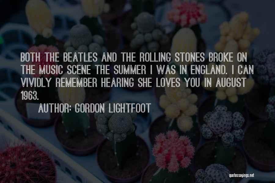 Gordon Lightfoot Quotes 315271