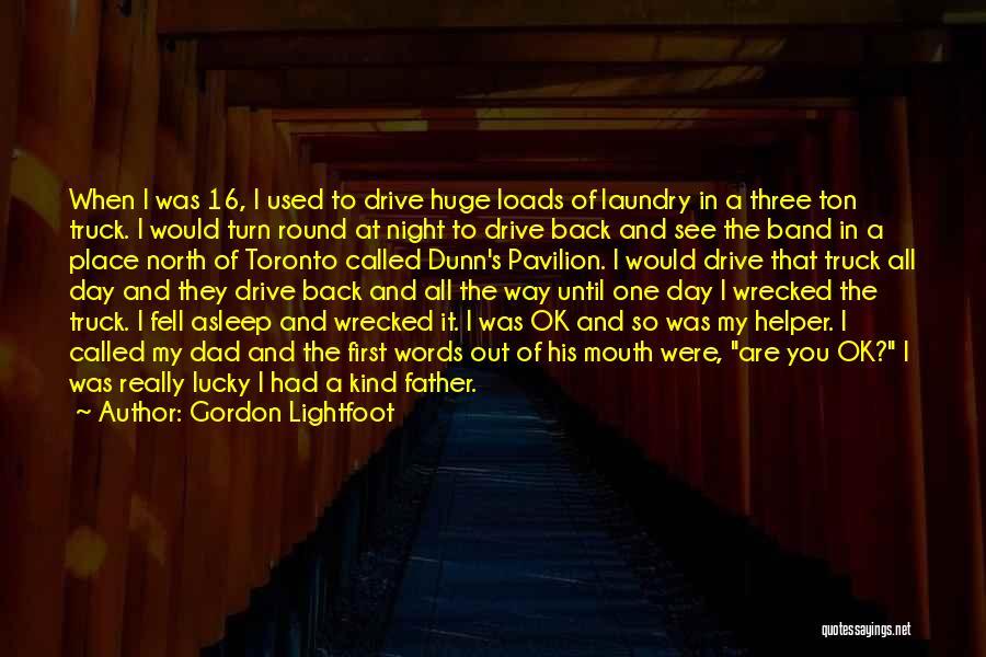 Gordon Lightfoot Quotes 664658