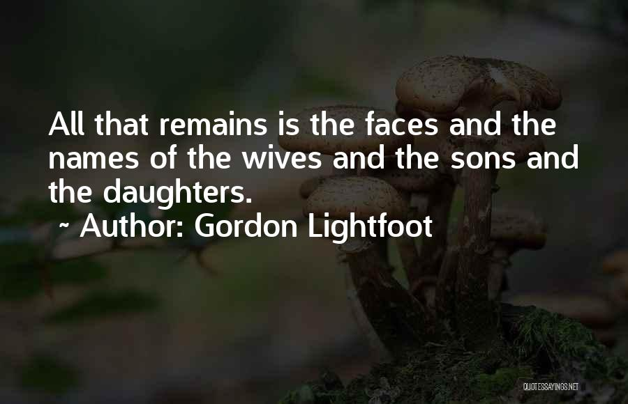 Gordon Lightfoot Quotes 762805