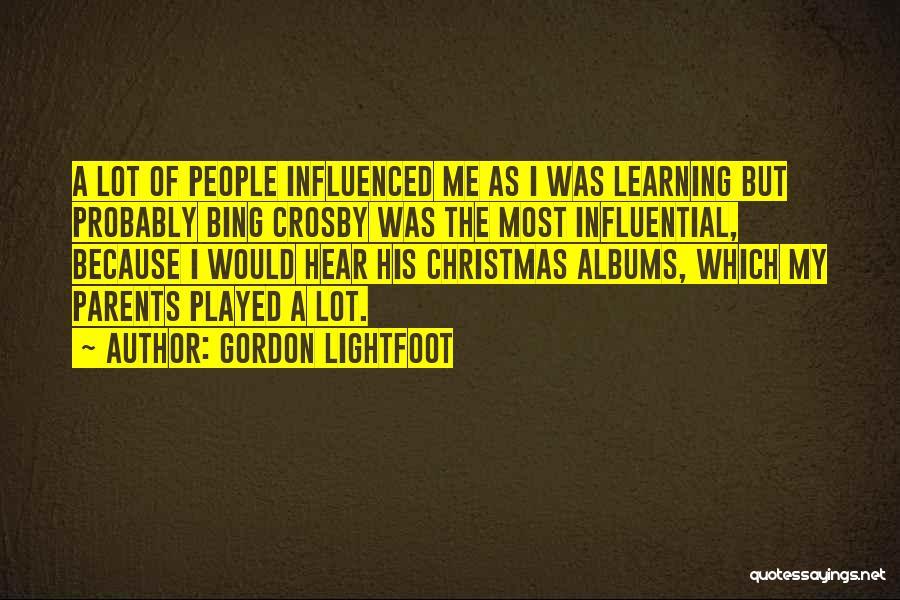 Gordon Lightfoot Quotes 813406