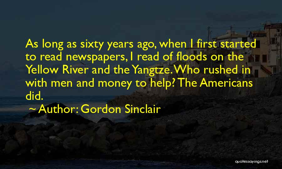 Gordon Sinclair Quotes 627001
