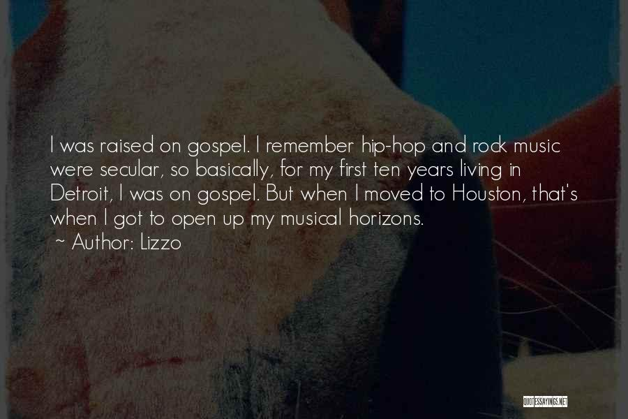 Gospel Music Quotes By Lizzo