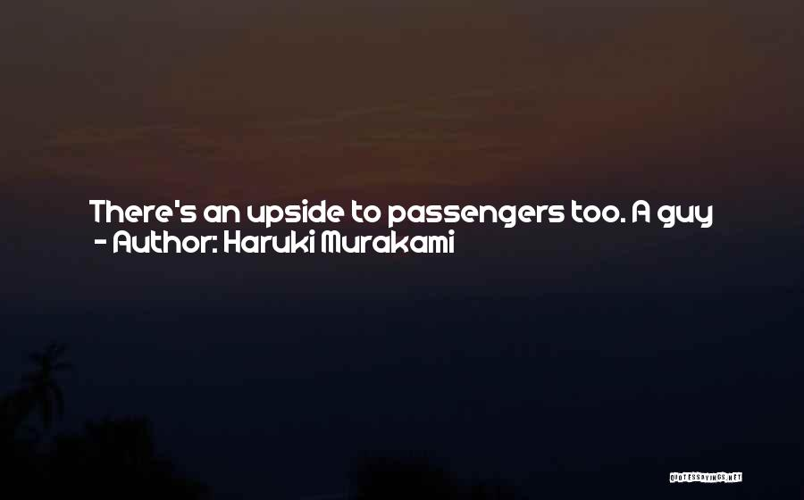 Got To Give It Up Quotes By Haruki Murakami