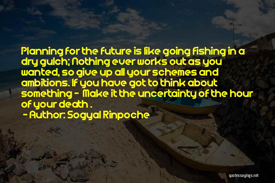Got To Give It Up Quotes By Sogyal Rinpoche