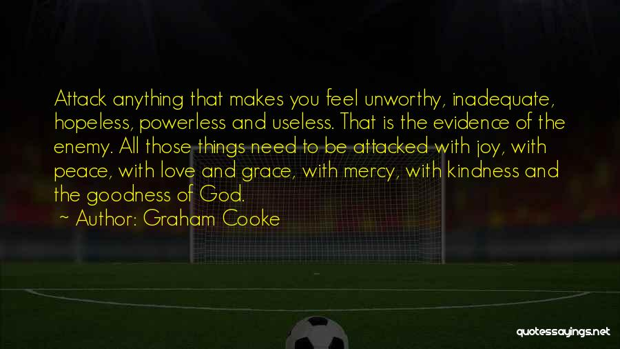 Grace And Mercy Quotes By Graham Cooke