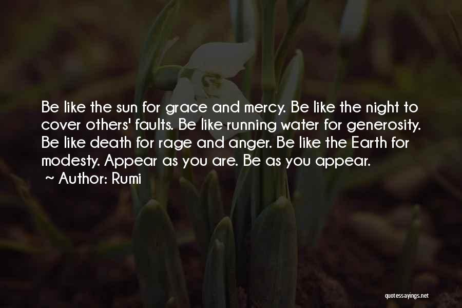 Grace And Mercy Quotes By Rumi