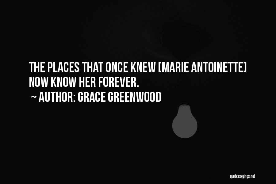 Grace Greenwood Quotes 1212440