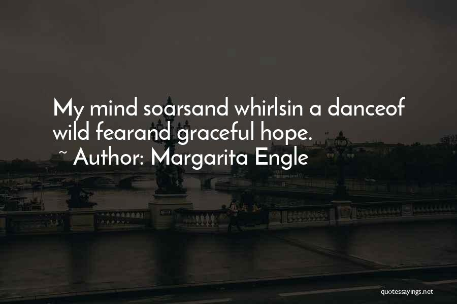 Graceful Dance Quotes By Margarita Engle