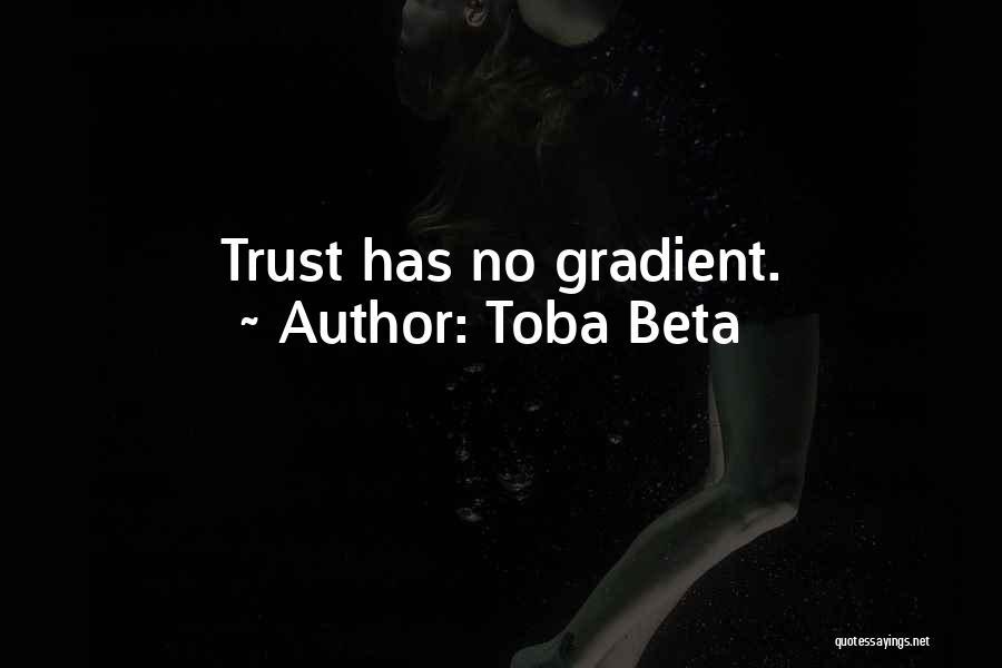 Gradient Quotes By Toba Beta